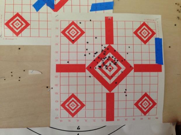 erin j bernard, erinjbernard.net, target, target practice